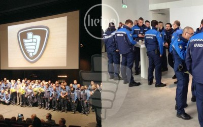 Heigo gaat de handhavers van de gemeente Den Haag van nieuwe uniformkleding voorzien