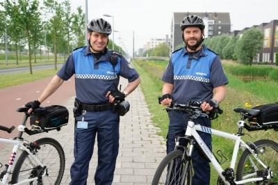 Nieuw Kledingpakket voor de Toezichthouders Haarlemmermeer