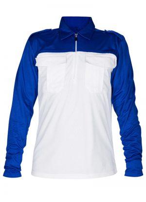 Uniformshirt langemouw